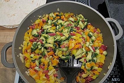 Enchilada verdura 97