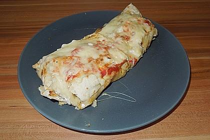 Enchilada verdura 110