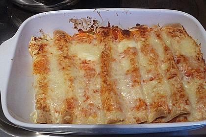 Enchilada verdura 91