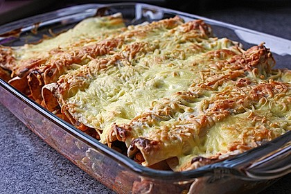 Enchilada verdura 14