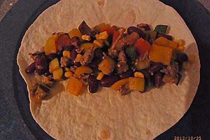 Enchilada verdura 119