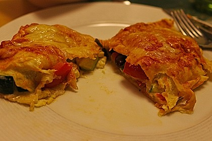 Enchilada verdura 54