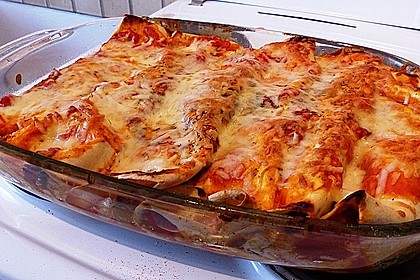 Enchilada verdura 12