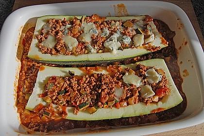 Römische Zucchini 2