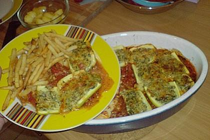Römische Zucchini 1