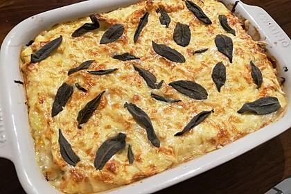 Wunderbare Spitzkohl - Möhren - Lasagne 15