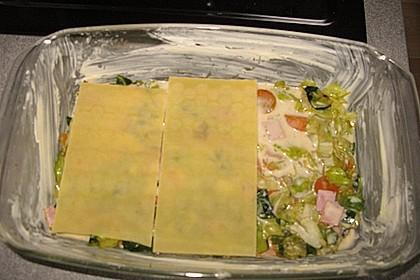 Wunderbare Spitzkohl - Möhren - Lasagne 23