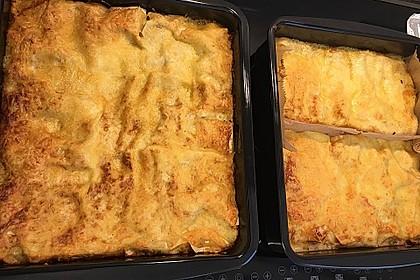 Wunderbare Spitzkohl - Möhren - Lasagne 12