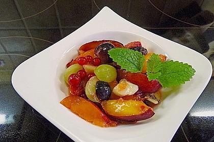 Sommerlicher Fruchtsalat 2