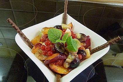 Sommerlicher Fruchtsalat