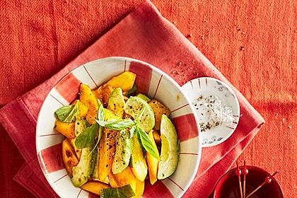 Avocado - Mango - Salat 14