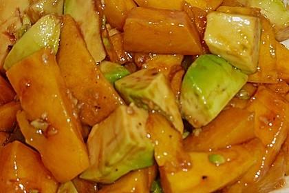 Avocado - Mango - Salat 22