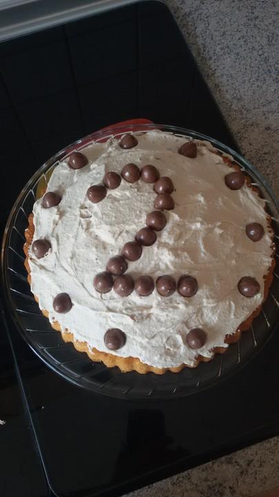 Kinderschokoladen Sahne Torte Von Inlovegirl Chefkoch De
