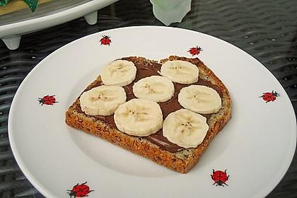 Montagmorgen - Frühstück