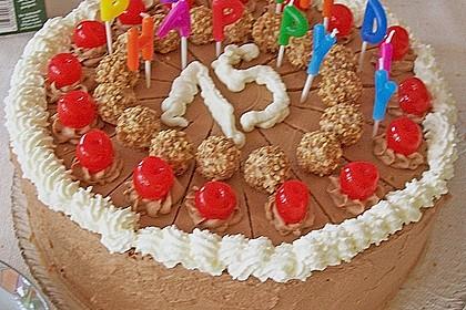 Schoko - Sahne - Torte 36