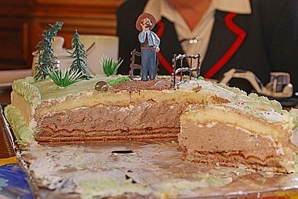 Schoko - Sahne - Torte 12