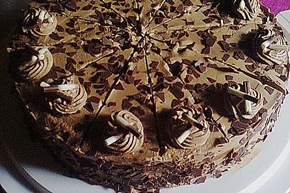 Schoko - Sahne - Torte 14