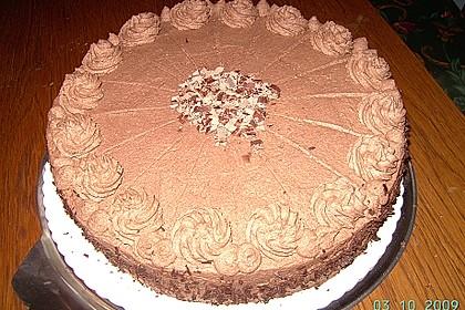 Schoko - Sahne - Torte 20