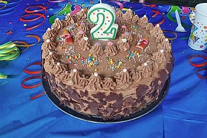 Schoko - Sahne - Torte 15