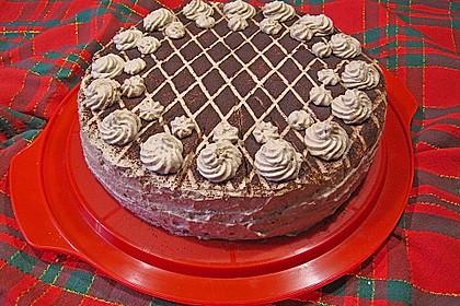 Schoko - Sahne - Torte 13