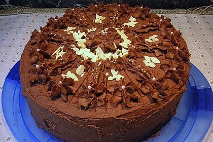Schoko - Sahne - Torte 6