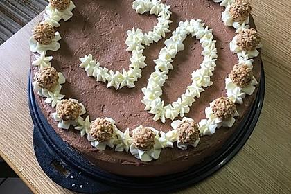 Schoko - Sahne - Torte 11