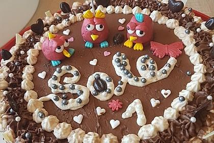 Schoko - Sahne - Torte 7