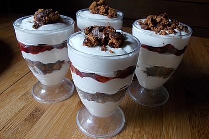 Lebkuchen - Dessert 1