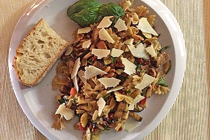 1a Sommer - Nudelsalat mit Honig - Senf - Dressing 32