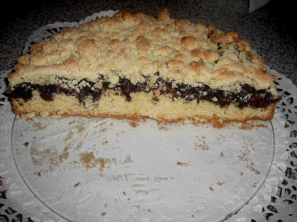 Mohnkuchen Von Sonnenblume195 Chefkoch De