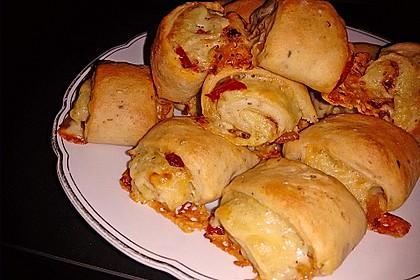 Pizzabrötchen  all'Italia 25
