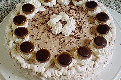 Toffee - Torte