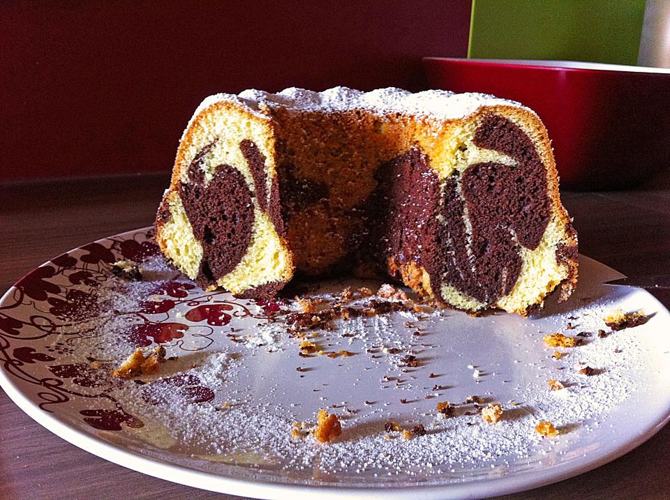 Schneller Marmorkuchen Von Popika Chefkoch De