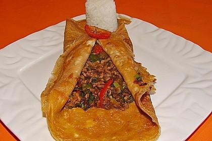 Gefülltes Thai-Omelette 9
