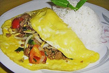 Gefülltes Thai-Omelette 7