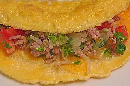 Gefülltes Thai-Omelette 6