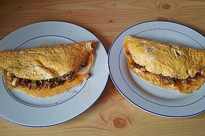 Gefülltes Thai-Omelette 10