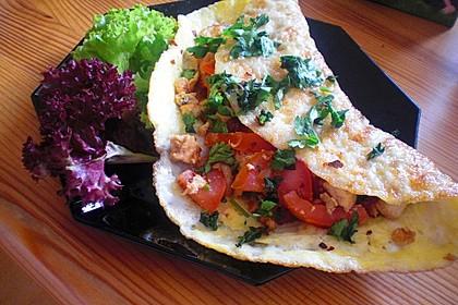 Gefülltes Thai-Omelette 3