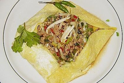 Gefülltes Thai-Omelette 4