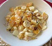 Joghurt - Orangen - Sauce (Bild)