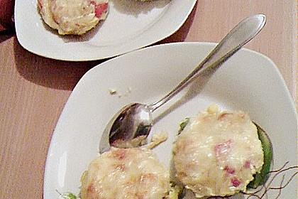 Nudel - Schinken - Muffins mit Gemüse 2