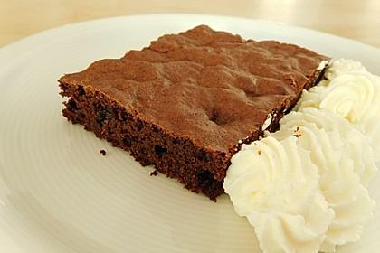 Saftiger Schokoladenkuchen vom Blech 2