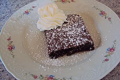 Saftiger Schokoladenkuchen vom Blech 1