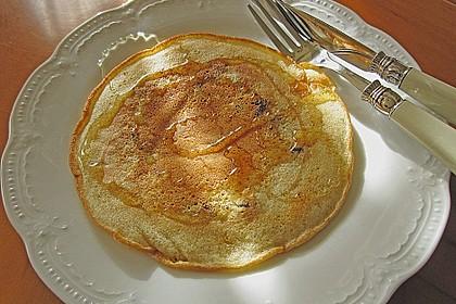 Orangen - Gewürzpfannkuchen 2