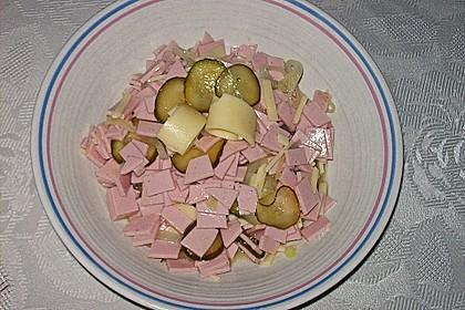 Bayerischer Wurstsalat 6