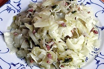 Bayrischer Krautsalat mit Speck 3