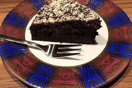 Sauerkraut - Schokoladenkuchen 5