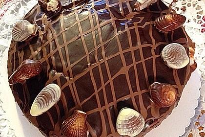 Sauerkraut - Schokoladenkuchen 1