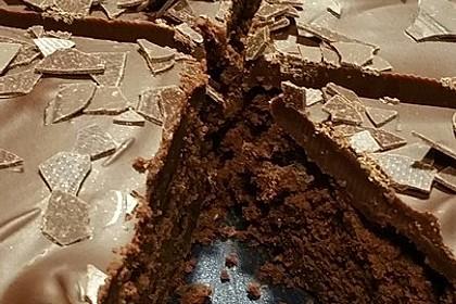 Sauerkraut - Schokoladenkuchen 3