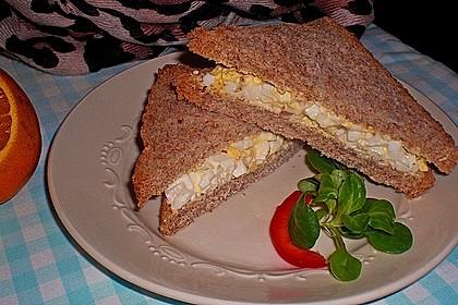 1A Eier - Mayo - Sandwich 2